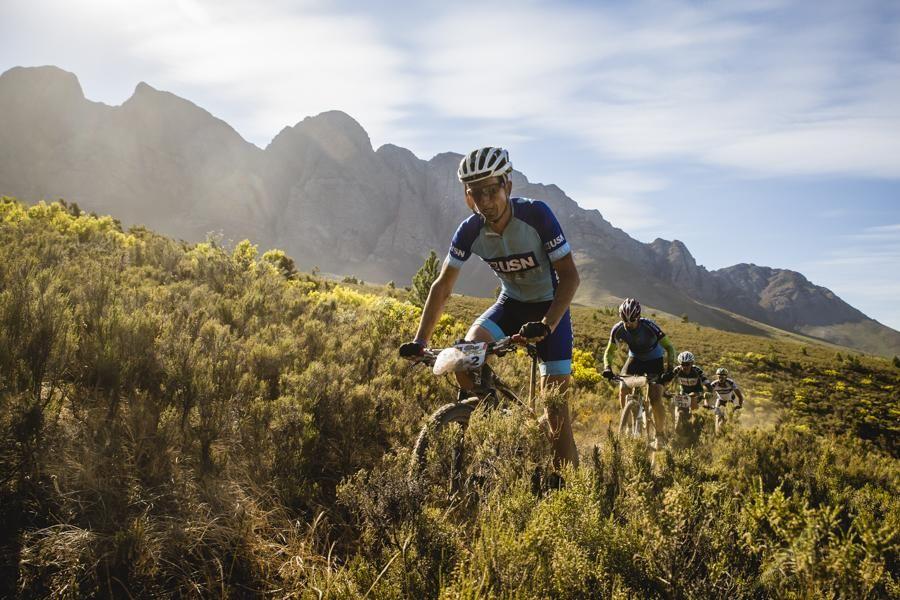 Cape Epic on Epic, Mountain biking, Cape