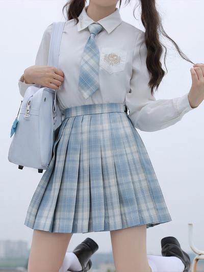 Photo of President Jk Uniform Skirts – M / 17.7 in / 45 cm
