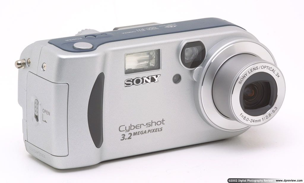 My First Digital Camera Sony Cybershot P71 This One Got Crushed Under Some Books In A Rucksack Best Digital Camera Digital Camera Sony Digital Camera
