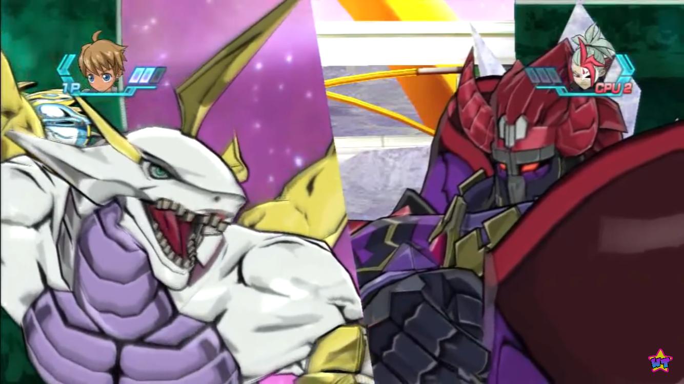Bakugan Haos Leonidas Vs Darkus Vladitor Anime Anime Scenery Video Game