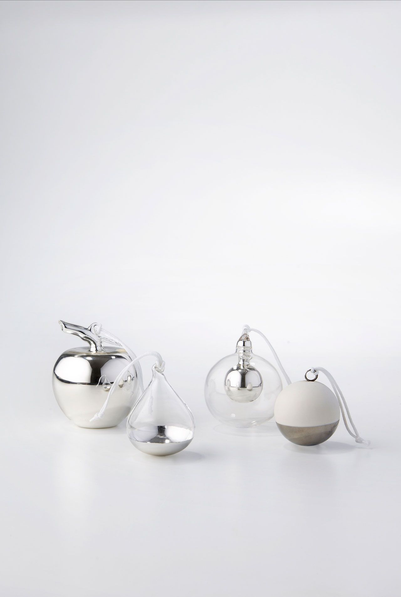 Too Delicate To Ship, Our Porcelain, Metal And Handblown Glass Christmas  Tree