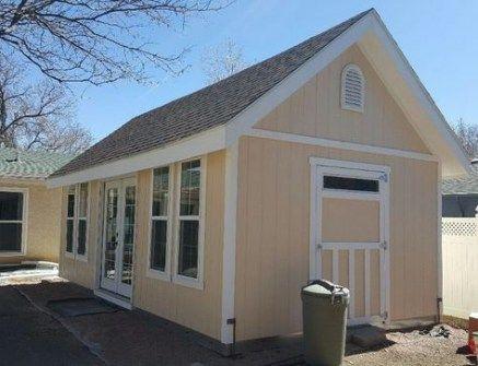 28 ideas for backyard shed workshop design #backyard # ...