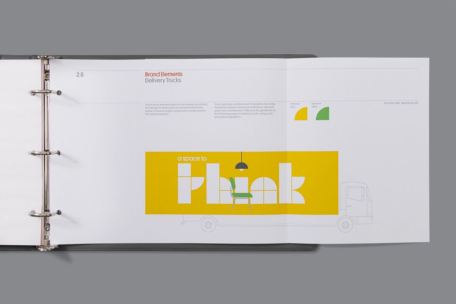 Nice Brand Identity And Brand Guidelines By Mucho For Office Space Planning,  Design And Project Management Company Inside Source