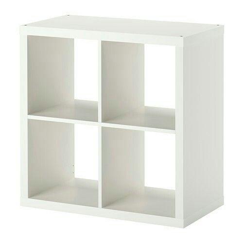 Merveilleux Ikea Kallax 4 Cube Storage Bookcase Square Shelving Unit White In Home,  Furniture U0026 DIY, Furniture, Bookcases, Shelving U0026 Storage