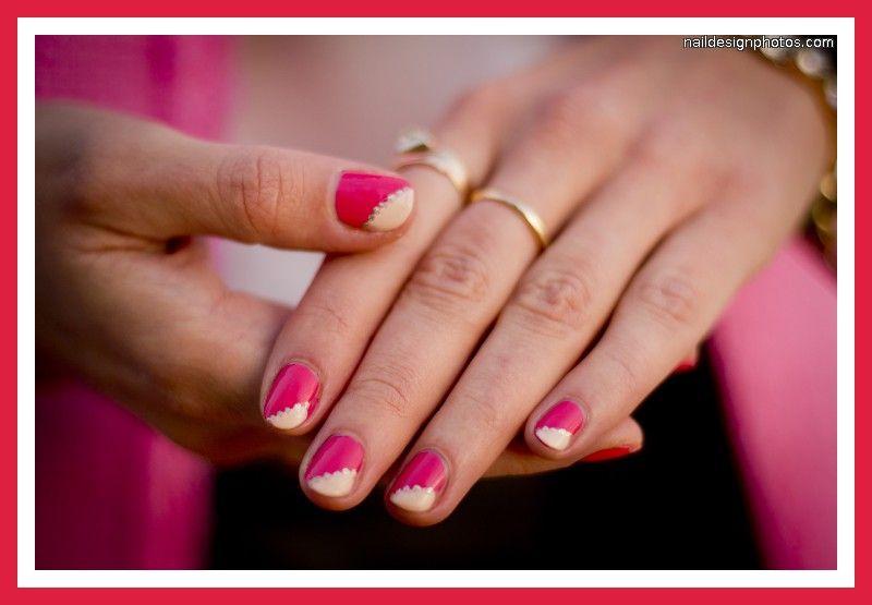 Nail Designs for Short Nails | super easy nail designs for short nails