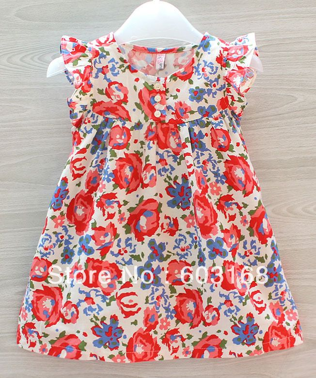 love the sleeves and fabric.. 4th of july dress? | Sew sew sew ...
