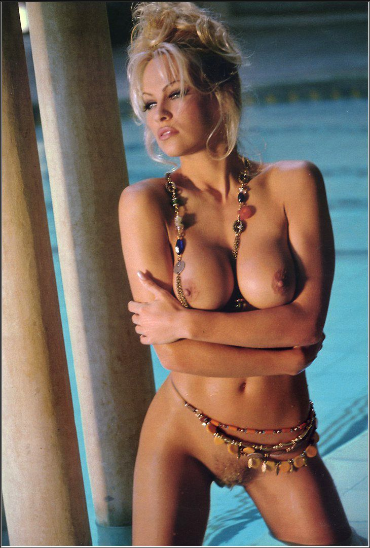 pamela anderson naked in playboy torrent