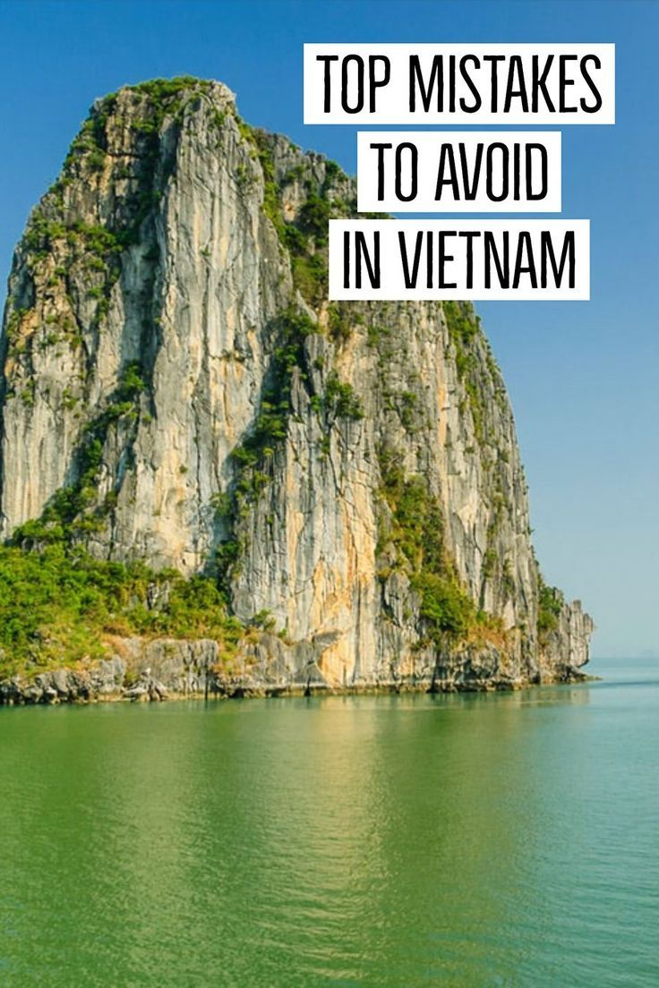 Photo of Mistakes to Avoid When Planning a Trip to Vietnam