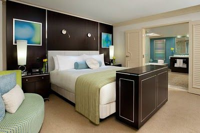 Mirage Tower Suite Vegas Rooms Mirage Las Vegas One Bedroom