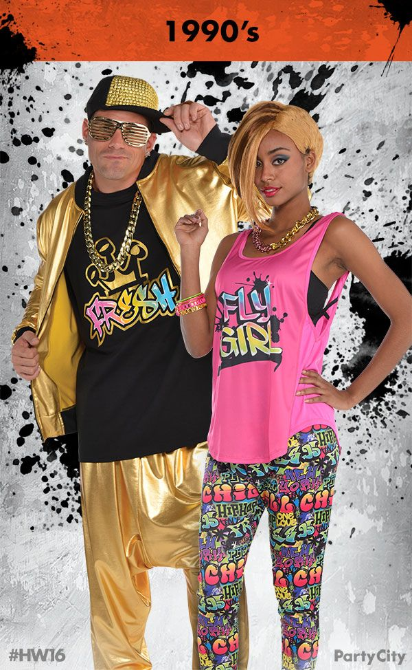 Spiksplinternieuw Form the ultimate 90s power couple with Halloween costumes from ND-64