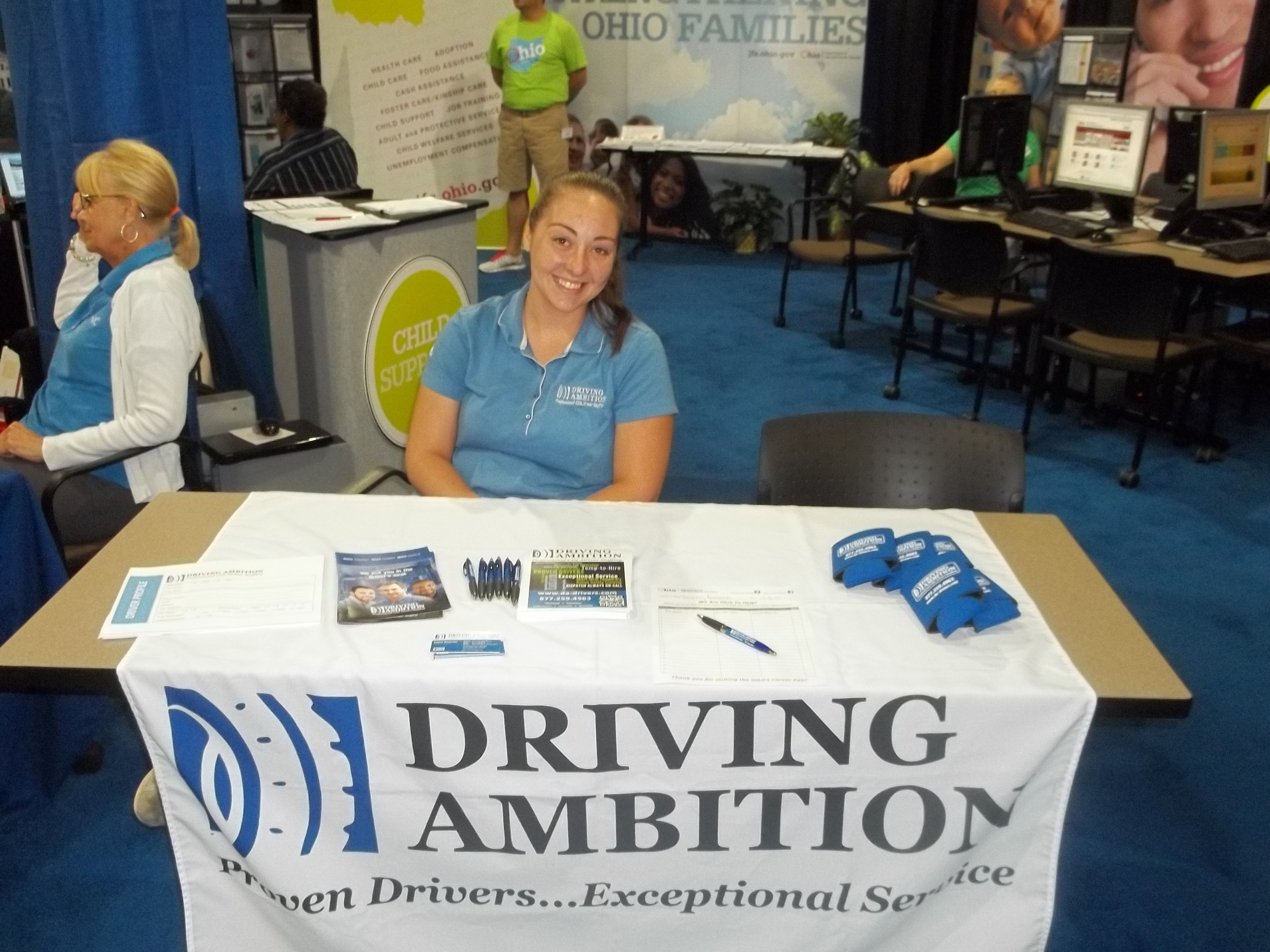 Driving ambition is now hiring for 30 class a cdl drivers