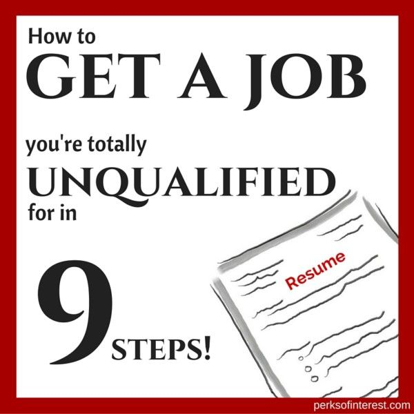 See my nine foolproof steps for perfecting your resume and - how to perfect your resume
