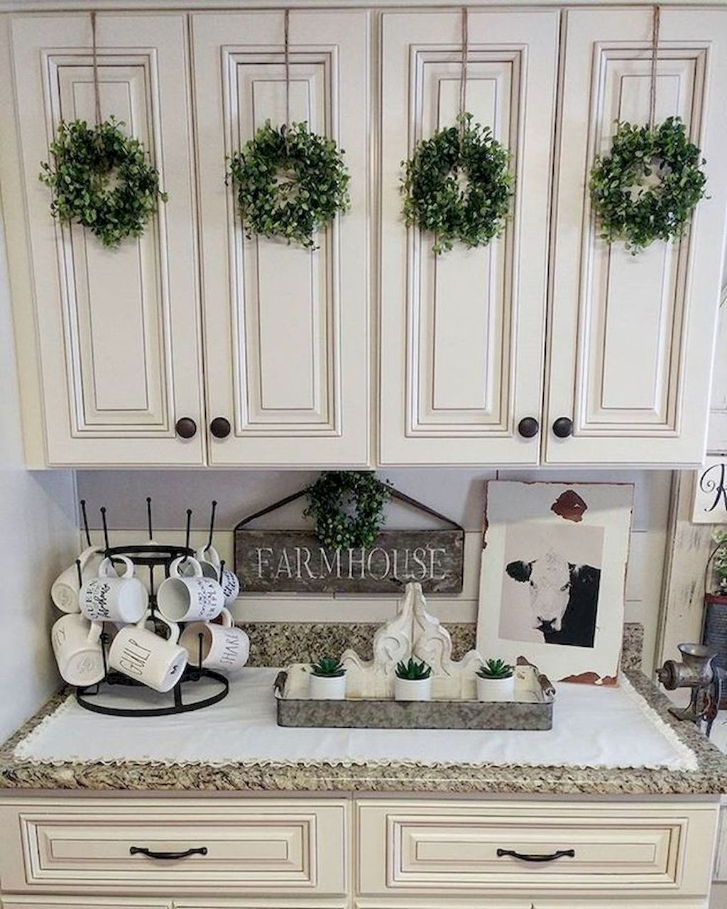 50 Elegant Farmhouse Kitchen Decor Ideas