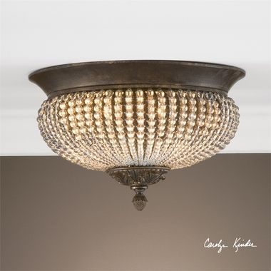 Ceiling Lights Ceiling Lamps Flush Mounts Uttermost