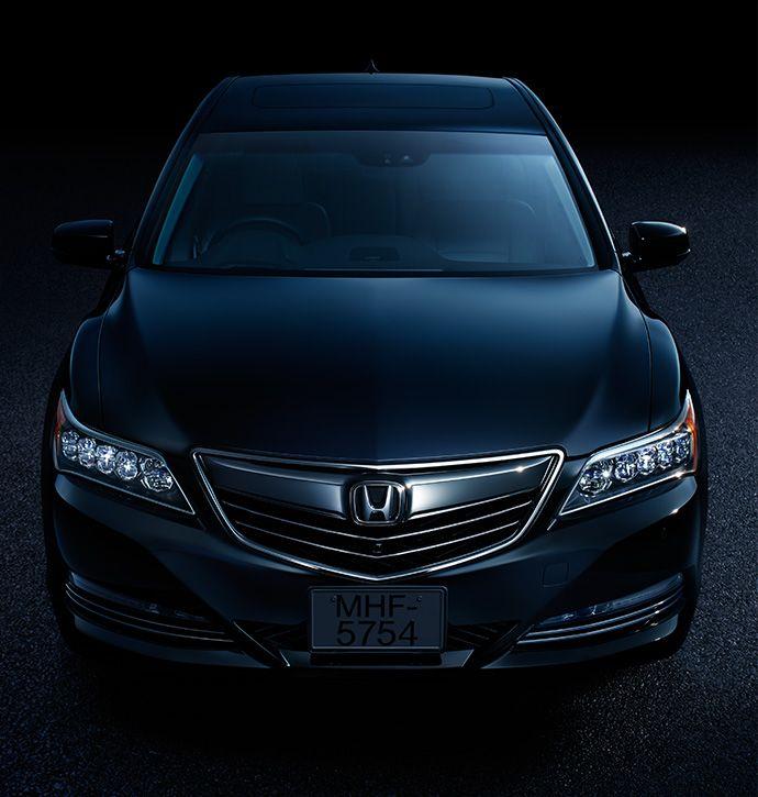 2015 Honda Legend / Acura RLX (con Imágenes)