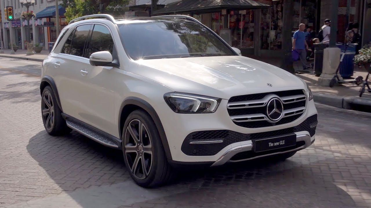 2019 Mercedes Benz Gle 400d 4matic