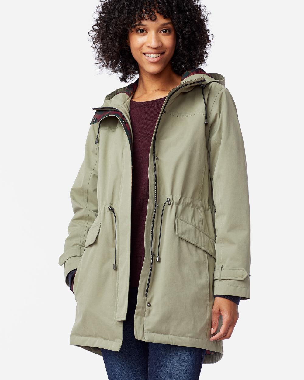 Women S Elliott Bay Hooded Coat Waterproof Coat Women Hooded Coat Waterproof Coat [ 1250 x 1000 Pixel ]