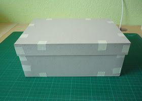 Mutterhenne: Karton basteln - Bastelanleitung