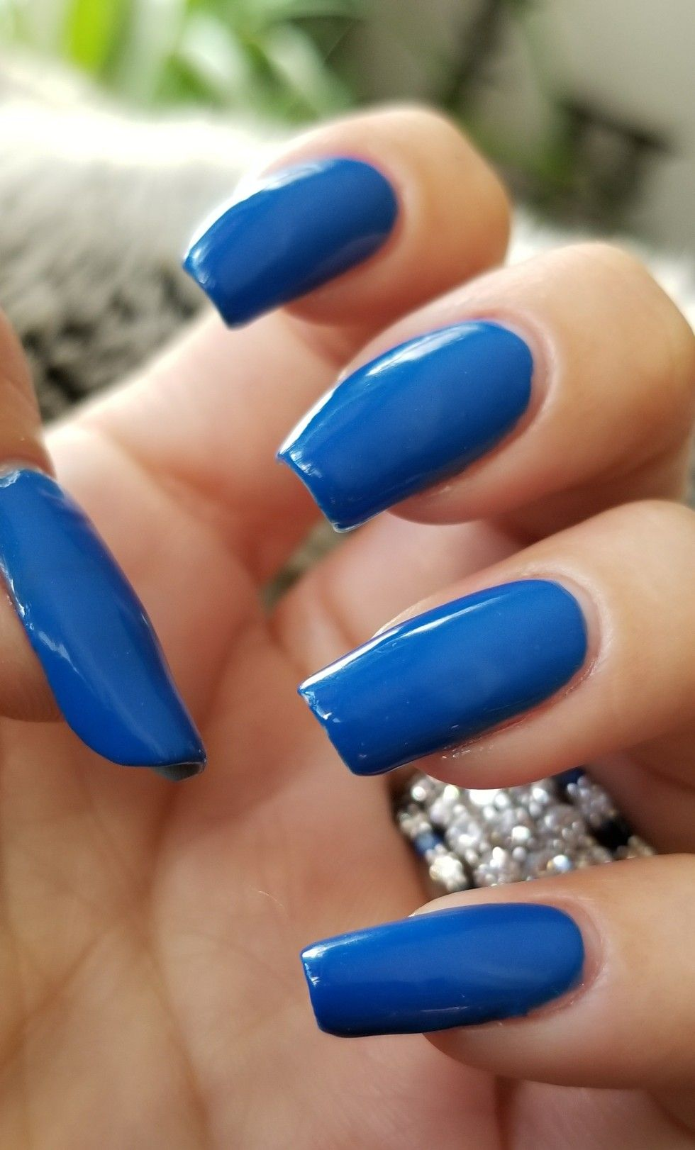 OPI- Tile Art To Warm Your Heart *Signs of wear by day 2 using OPI ...