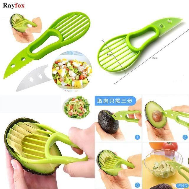 Kitchen Gadgets - 1pc Avocado Slicer