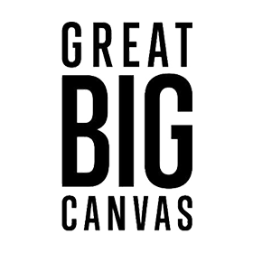Wow Savehoney Just Found Me An Awesome Greatbigcanvas Com Discount Canvas Shopper Great Big Canvas Retail Logos