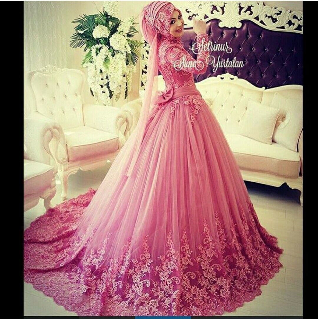 Owh... Realy beautiful #❤pink | Moslem Fashion | Pinterest