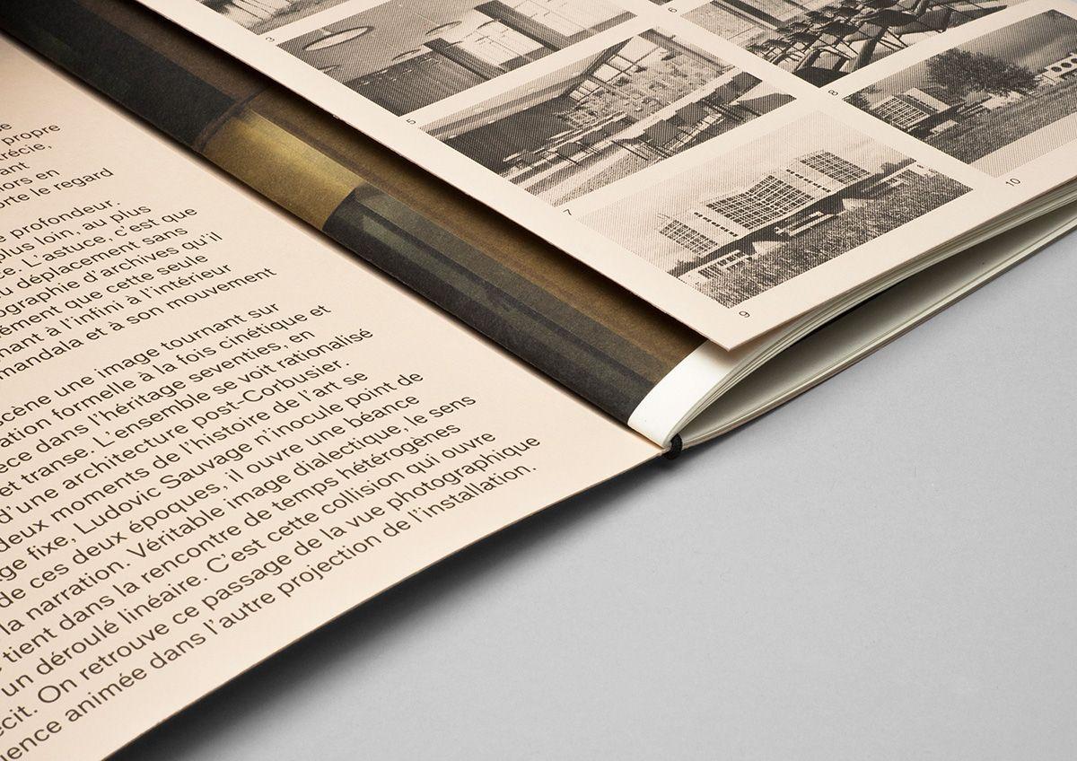 Thi Must Be The Place On Behance Editorial Book Design Dissertation Sur Le Sen De La Vie