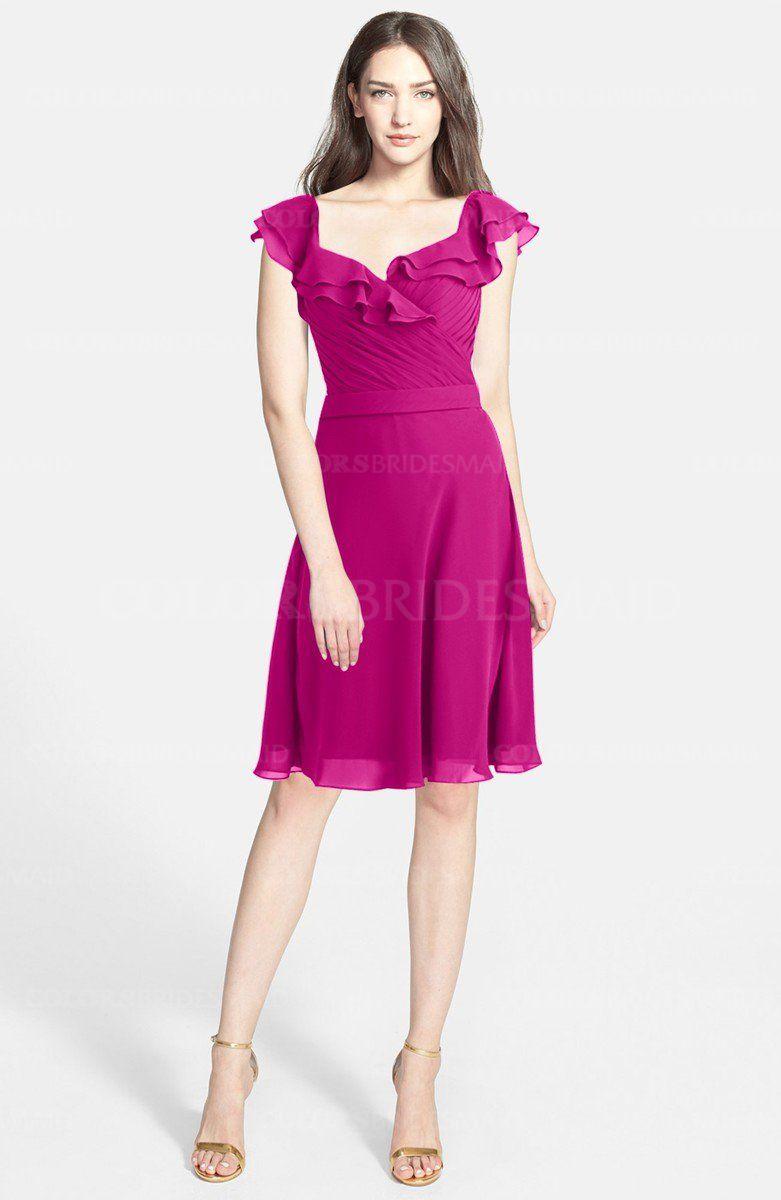 ColsBM Liliana - Hot Pink Bridesmaid Dresses | Pinterest | Hot pink ...
