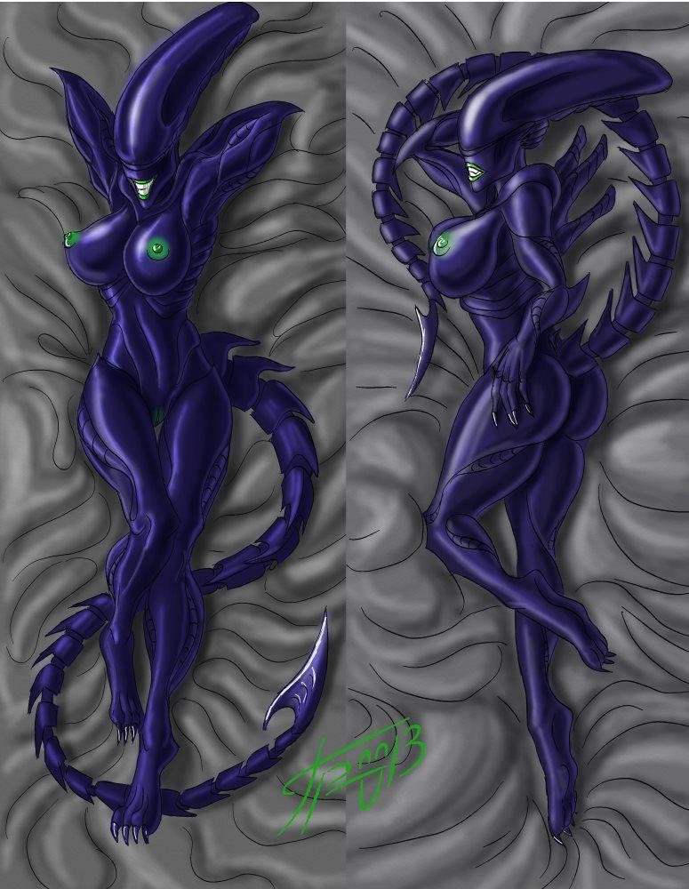 Xenomorph pussy