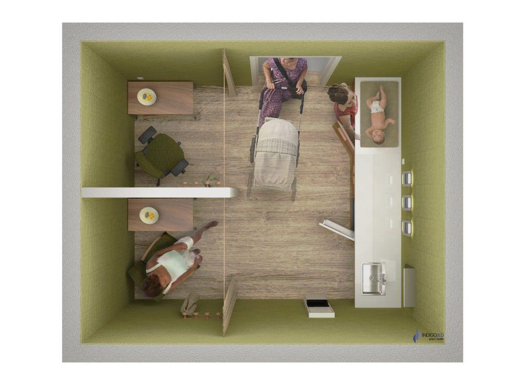 Updated Design Standards Including Best Practices For Lactation Room Design Mirror A Larger National Conversat Nursing Room Lactation Room Home Office Design