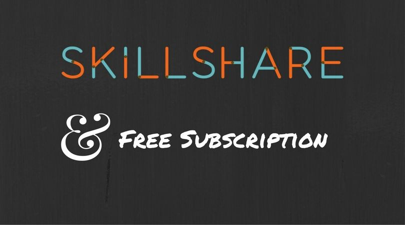 Skillshare Discount Code And Review Get 2 Months Free