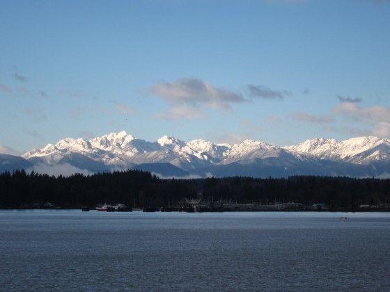 Puget Sound Region Puget Sound Washington