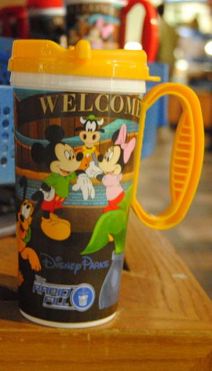 Can You Bring Back The Refillable Mugs On A Future Vacation To A Disney Hotel And Still Use Them With Images Disney Hotels Disney Dining Disney Restaurants