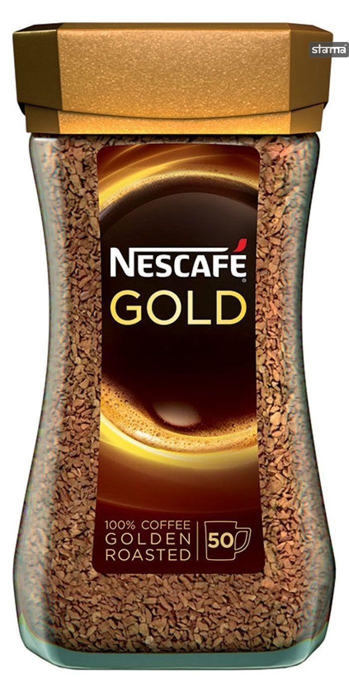 9.99 Nestle Nescafe Gold Rich Aroma Instant Coffee 50