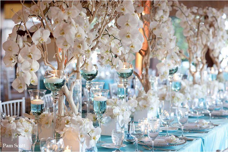 Weddings On A Budget Wedding Decortablescapes Wedding Tiffany
