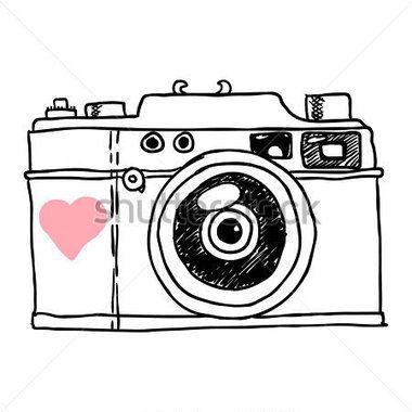 Desenho Maquina Fotografica Pesquisa Google Camera Fotografica