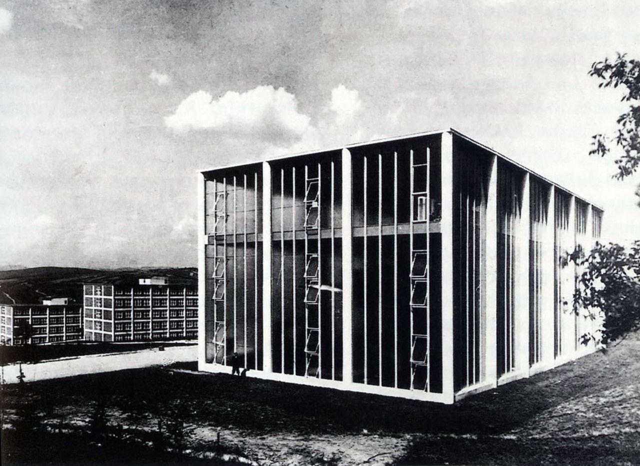 Home Design Zlín Part - 21: Tomáš Batu0027a Memorial, František Lydie Gahura, Zlín, Czechoslovakia 1932