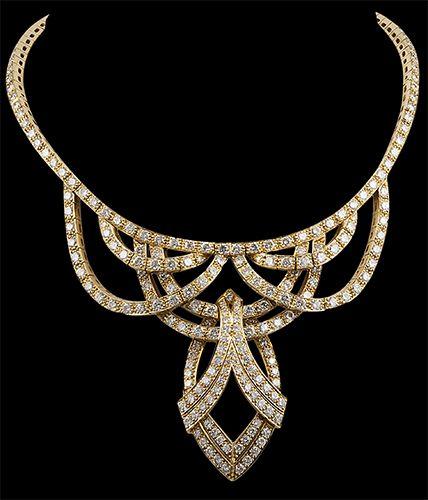 3b4dfc9ea3d GRAFF Diamond Necklace - Yafa Jewelry