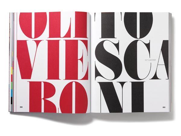 Futu Magazine - Typographic Design of Issue 6 by Matt Willey