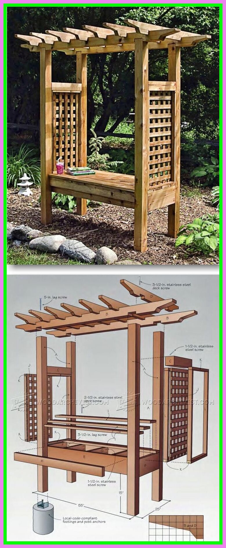 Pin Em Cool Garden Ideas