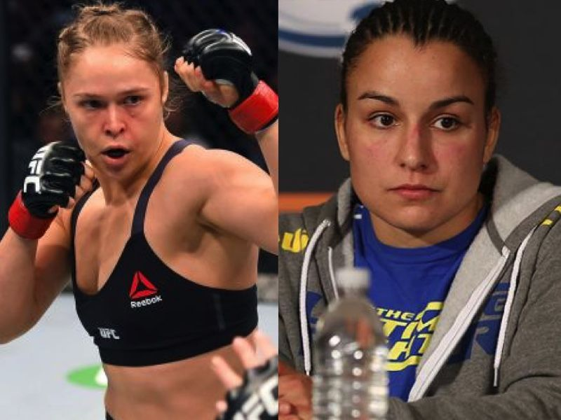 Pennington Ronda Rousey Made Me Sign Non Disclosure Agreement For