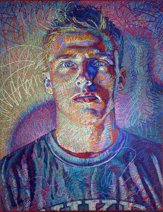 Colored Pencil Artist John P. Smolko