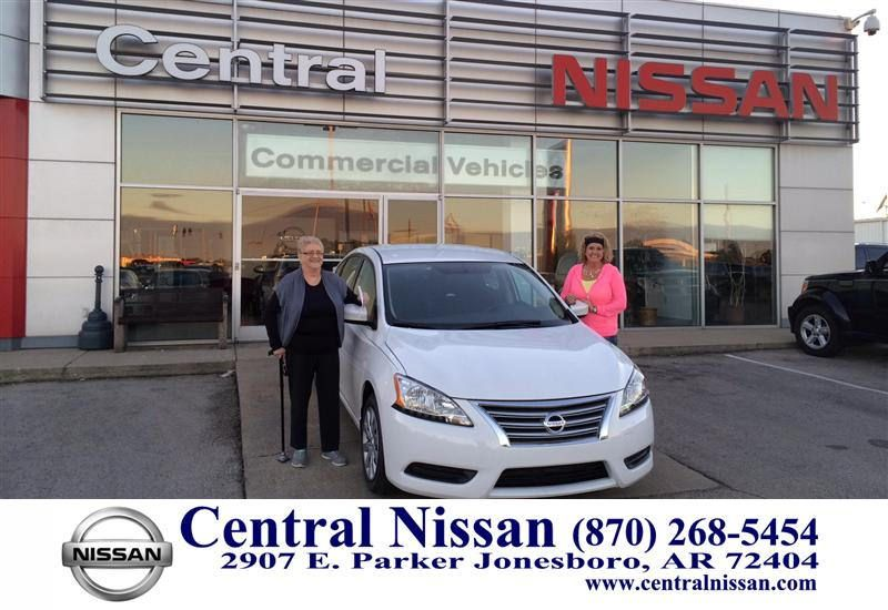 Congratulations To Janet Starnes On Your #Nissan #Sentra Purchase From  Chris Claude At Central Nissan! #NewCar | Nissan Sentra And Nissan