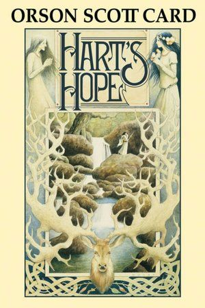 Hart's Hope, Orson Scott Card my favorite book of all time <3 I can read this over and over