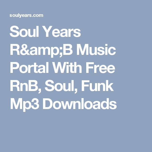 R&b music download free