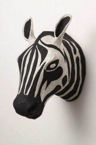 She loves Zebras