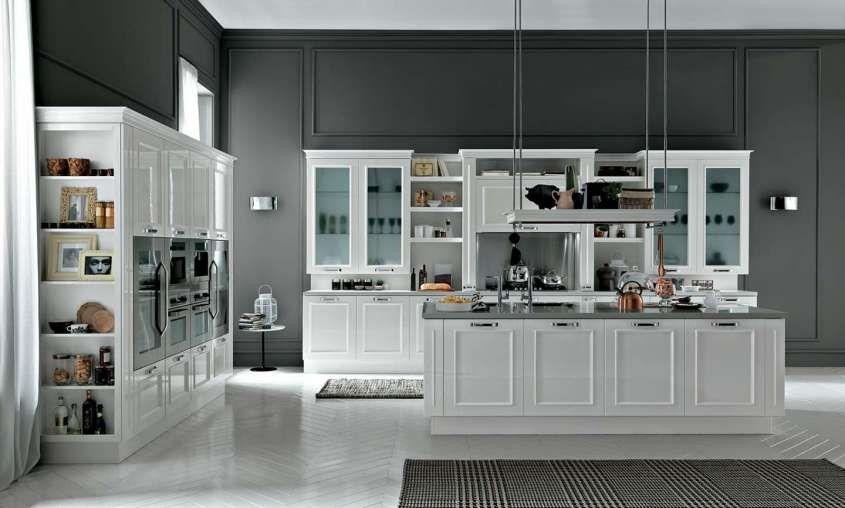 Febal cucine catalogo 2017 - Cucina classica con isola | Remodeling ...