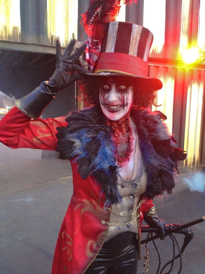 The Circus | Halloween circus, Creepy carnival, Haunted ...