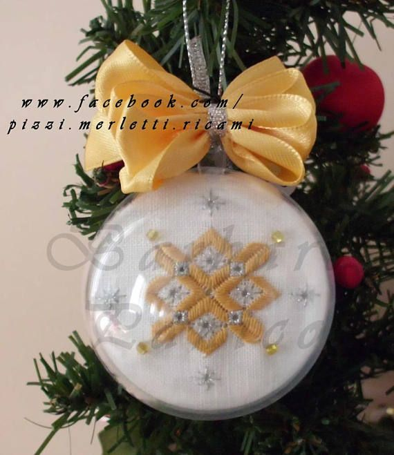 Estremamente Palline di Natale Decorazioni per albero di Natale Idee | i miei  TO47