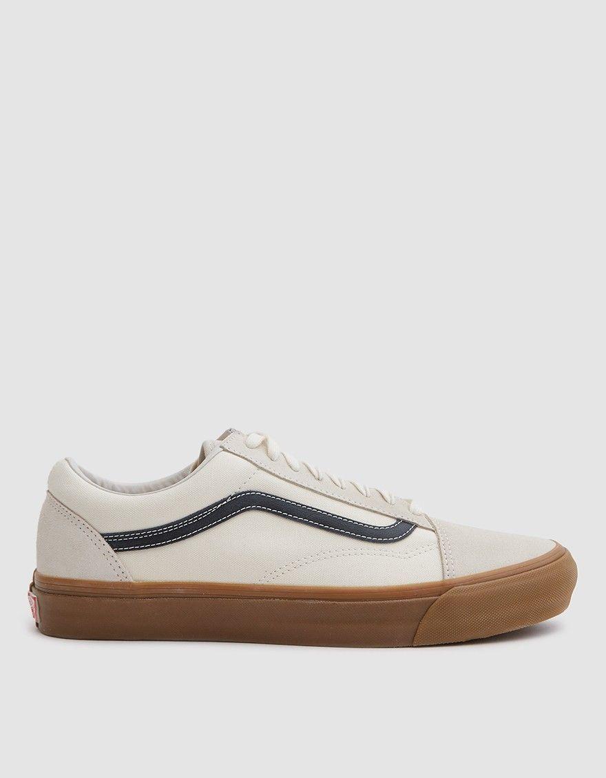 OG Old Skool LX Sneaker in MarshmallowLight Gum in 2020
